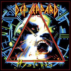 """Def Leppard quer comemorar os 33 anos do álbum clássico """"Hysteria"""""""