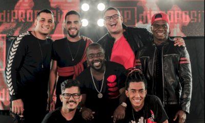 """Di Propósito assina com a Sony Music e lança versão acústica de """"Manda Áudio"""""""