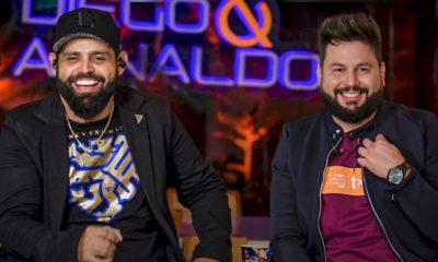"""Diego e Arnaldo lança o EP 1 do novo DVD """"Live Show"""""""