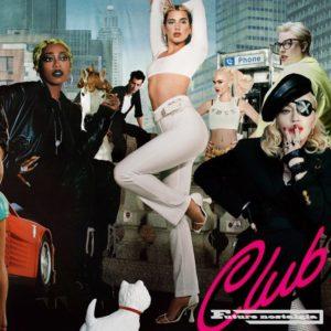 """Dua Lipa estreia o álbum de remixes """"Club Future Nostalgia"""" com The Blessed Madonna"""