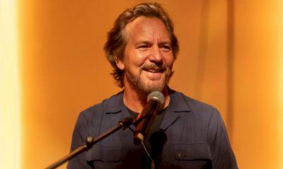 Conhecer Eddie Vedder do Pearl Jam pessoalmente por uma boa causa pode custar R$ 50 mil