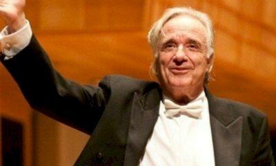 Maestro João Carlos Martins apresenta live da Bachiana Filarmônica nesta sexta