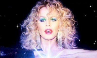 """Kylie Minogue lança versão acústica de hit """"Say Something"""""""
