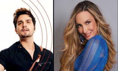Luan Santana e Claudia Leitte assinam com nova agência de marketing digital
