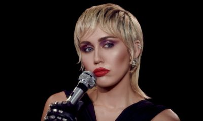 "Miley Cyrus retorna com novo single ""Midnight Sky"""