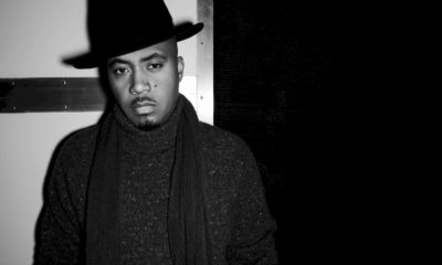 "Rapper Nas disponibiliza seu novo álbum ""King's Disease"""