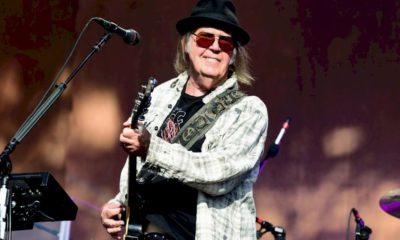 "Neil Young processa Donald Trump por uso indevido do clássico ""Rockin' in the Free World"""