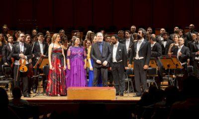 """Theatro Municipal de São Paulo exibe o concerto """"O Sagrado e o Profano"""""""