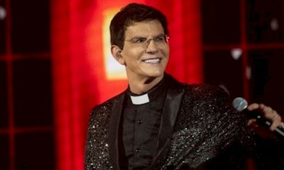 "Padre Reginaldo Manzotti disponibiliza o vídeo de ""Obrigado Deus"""