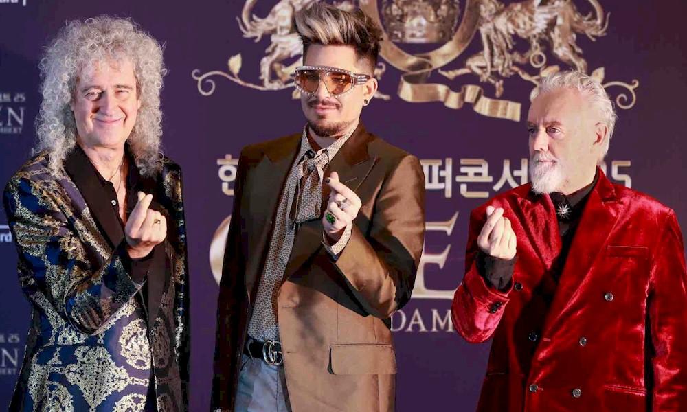"Queen e Adam Lambert lançam CD de vinil compacto do single beneficente ""You Are The Champions"""