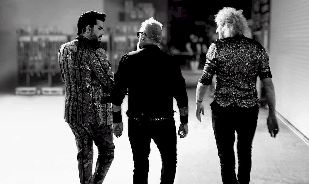 Queen lançará primeiro álbum ao vivo com Adam Lambert