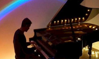 Pianista Jean-Phillippe se apresenta no festival online Dell'Arte Internacional
