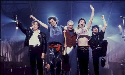 """Rolling Stones anunciam o lançamento do longa-metragem """"Steel Wheels Live"""""""