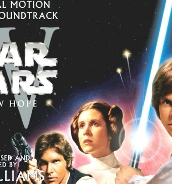 "Trilha sonora de ""Star Wars: A New Hope"" será lançada em vinil duplo"