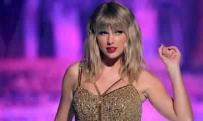 """Taylor Swift critica Donald Trump por """"desmantelamento calculado"""" do serviço postal dos EUA"""