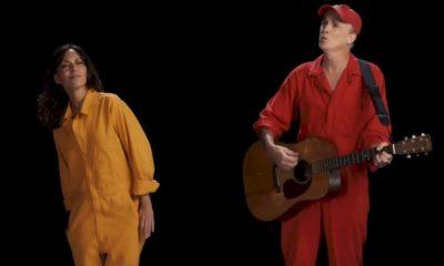 "Travis se une à Susanna Hoffs, do Bangles, para a estreia de ""The Only Thing"""