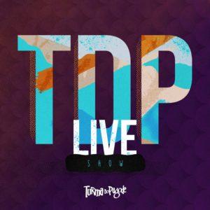 """Turma do Pagode lança novo álbum """"TDP Live Show"""""""
