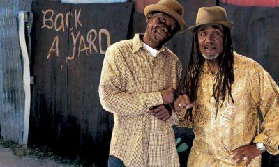 """Veteranos do reggae, Wailing Souls lançam o novo álbum """"Black A Yard"""""""
