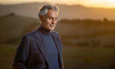 """Andrea Bocelli anuncia seu novo álbum """"Believe"""" para novembro"""