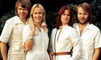 ABBA retorna aos estúdios para trabalhar em sua turnê holográfica de 2022