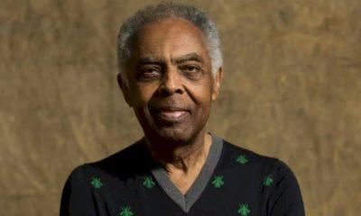"""Gilberto Gil e Chico Rei lançam camiseta """"Andar com Fé"""""""