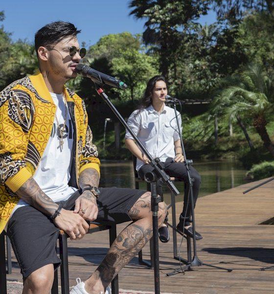 """Hungria Hip Hop disponibiliza o clipe de """"Hoje ela já Chorou"""""""