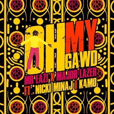 """Major Lazer firma parceria com MR Eazi em """"Oh my Gawd"""" e conta com Nicki Minaj e K4mo"""