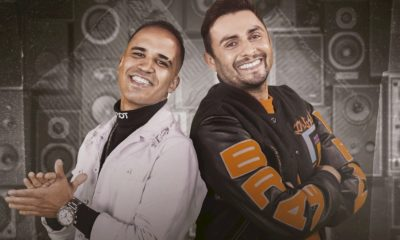 "Mano Walter se une ao DJ Pernambuco para o remix de ""Monta Logo Vai"""