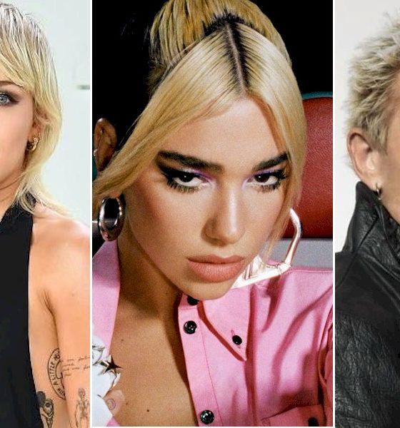 Miley Cyrus: novo álbum contará com Billy Idol e Dua Lipa