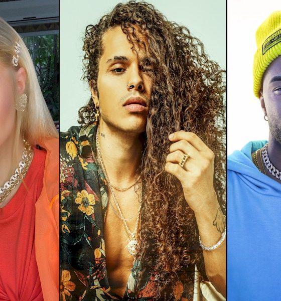 Luísa Sonza, Vitão e MC Zaac farão show inédito no MTV MIAW
