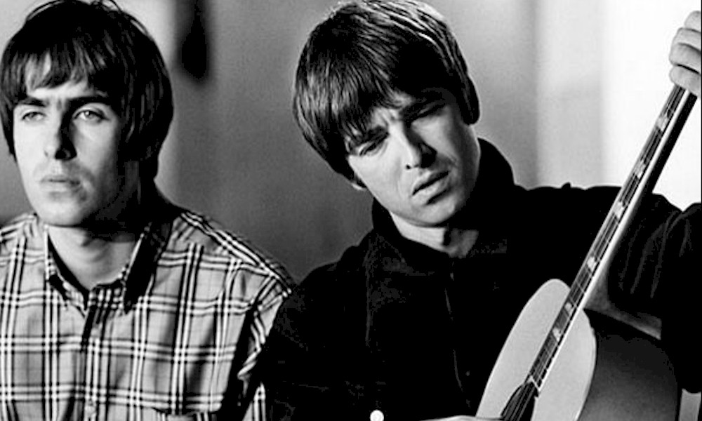 "Oasis lança lyric video de ""Round Are Way"""