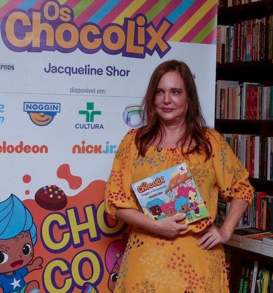 Os Chocolix: trilha sonora da série chega às plataformas digitais