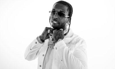 "Rapper Pop Smoke lança versão remix de ""Mood Swings"" com Lil Tjay e Summer Walker"