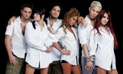 RBD volta a se reunir após 12 anos para um show especial em dezembro
