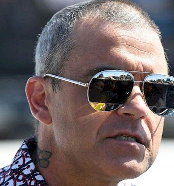 Robbie Williams quer ser uma estrela de TV nos EUA