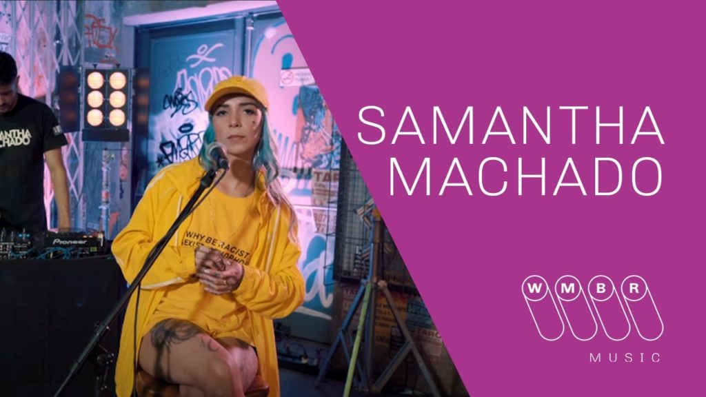 "Warner Music estreia novo episódio de ""WMBR Music"" com Samantha Machado"