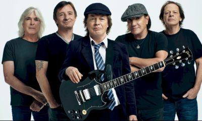"""AC/DC retorna com o seu novo single """"Shot in The Dark"""" e anuncia novo álbum"""