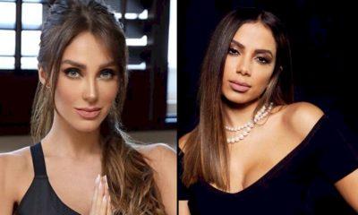 Anitta e Anahí trocam mensagens no Instagram e fãs querem parceria