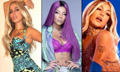 MTV EMA 2020: Anitta, Pabllo Vittar e Ludmilla disputam a premiação