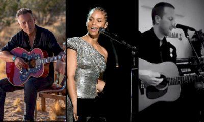 Hall da Fama do Rock: cerimônia terá apresentações de Bruce Springsteen, Alicia Keys e Chris Martin