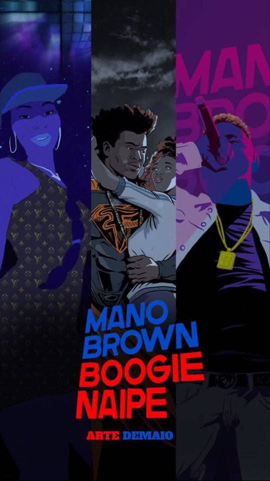 Mano Brown lança série no IGTV