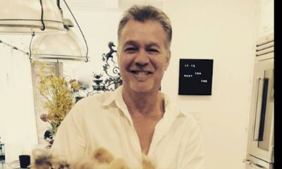 Morre Eddie Van Halen, um dos maiores guitarristas de todos os tempos, aos 65 anos