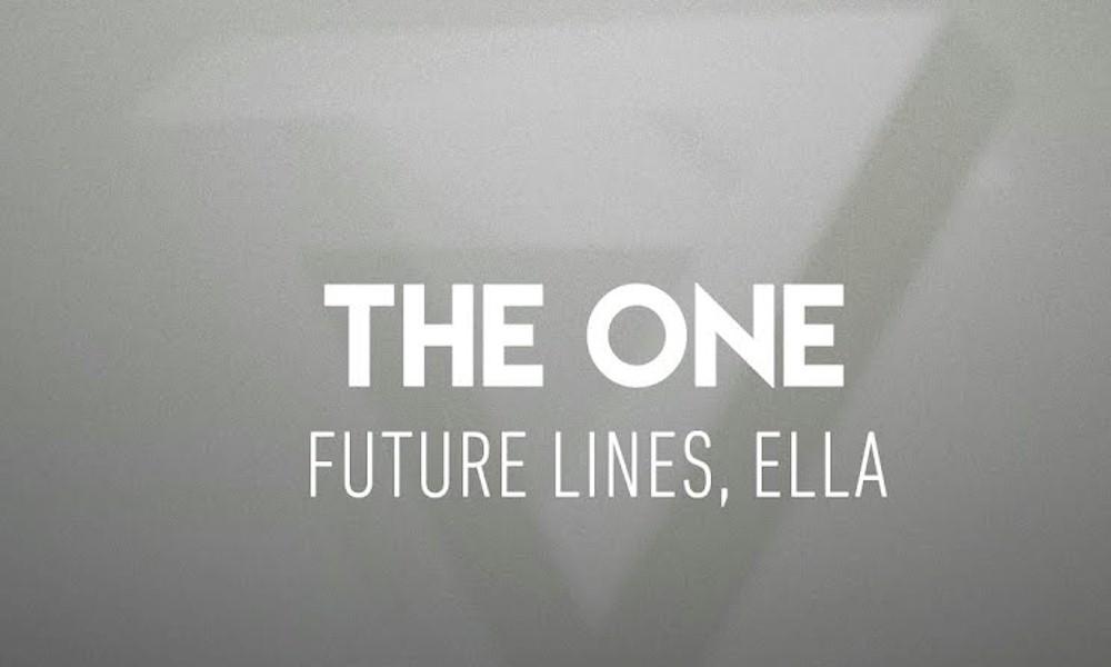 """DJ e produtor Future Lines lança a faixa """"The One"""" com a cantora ELLA"""