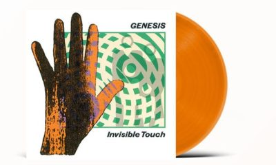 "Genesis relança clássico ""Invisible Touch"" em vinil laranja"