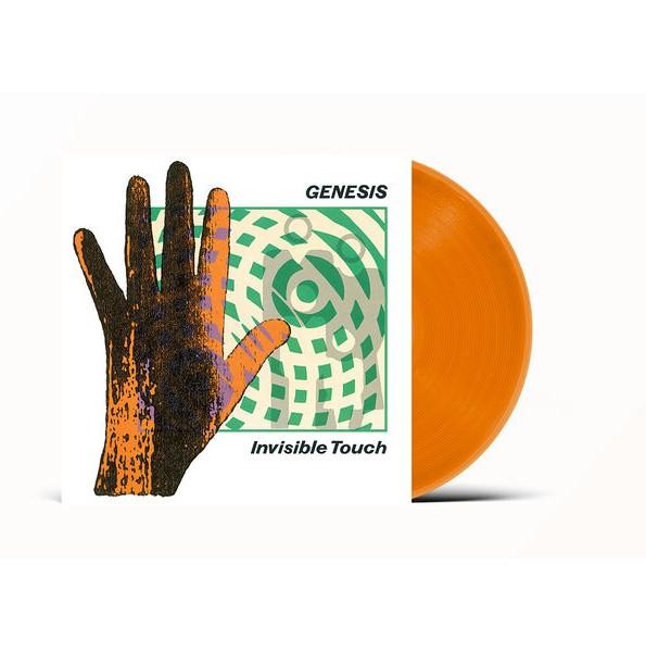 "Genesis relança clássico ""Invisible Touche"" em vinil laranja"