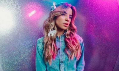 Giulia Be é a convidada da cantora Lexa em seu programa no Multishow