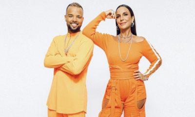 Ivete Sangalo lançará novo material com MC Zaac