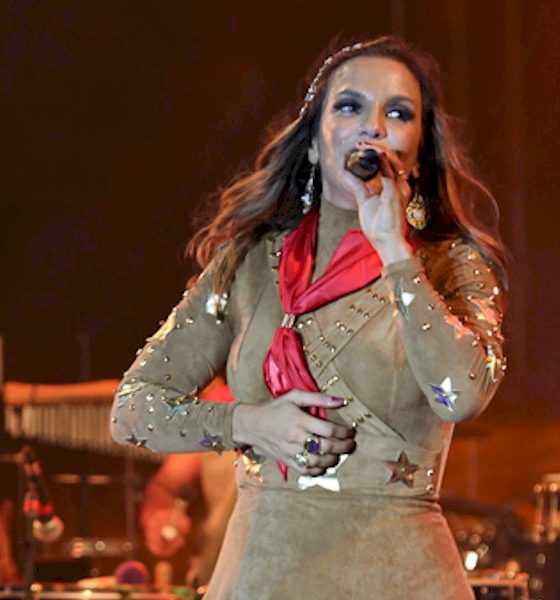 Ivete Sangalo disponibiliza vídeos em alta definição de seu show no Maracanã