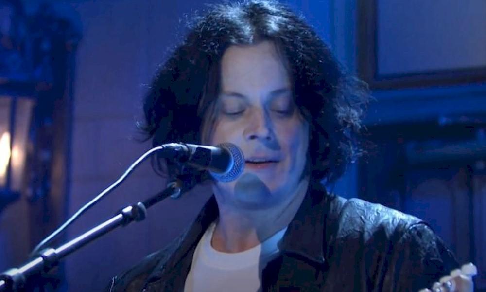 Jack White homenageia Eddie Van Halen no Saturday Night Live