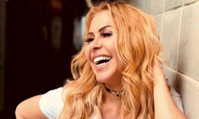 Cantora Joelma é convidada do programa de Lexa desta segunda-feira
